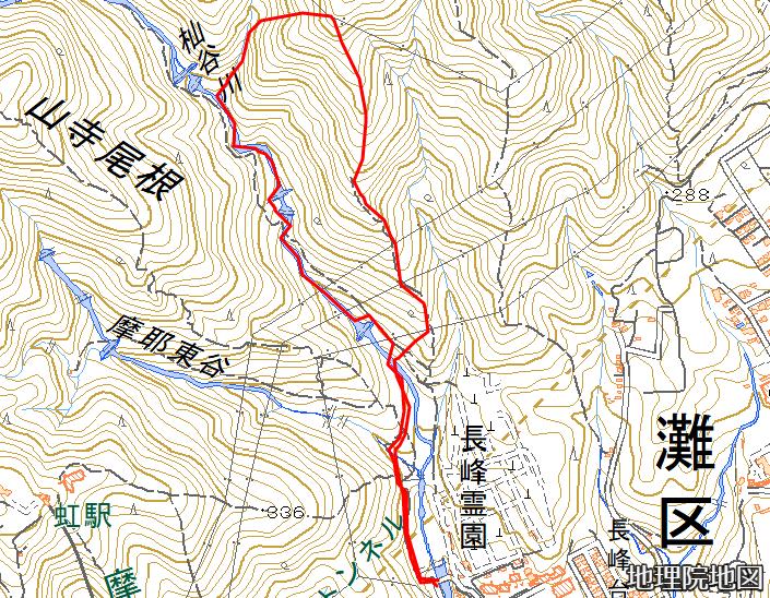 岩ケ谷・ジェンガフォール